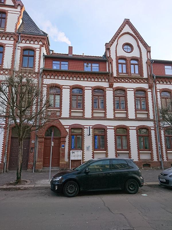Stiftstraße Zwickau